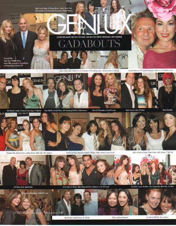 Genlux Event