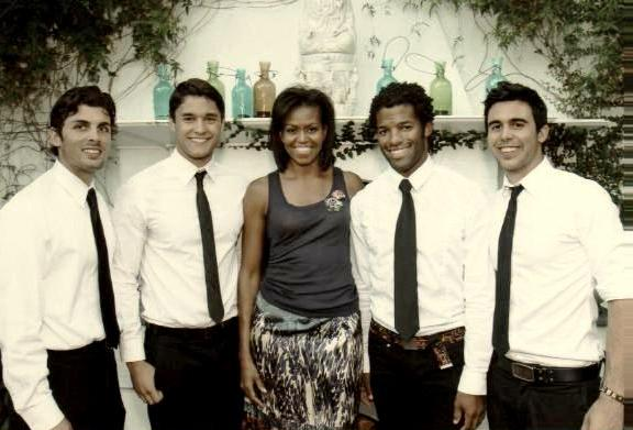 First Lady and BB Reps