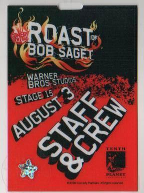 Comeday Central Bob Saget Roast
