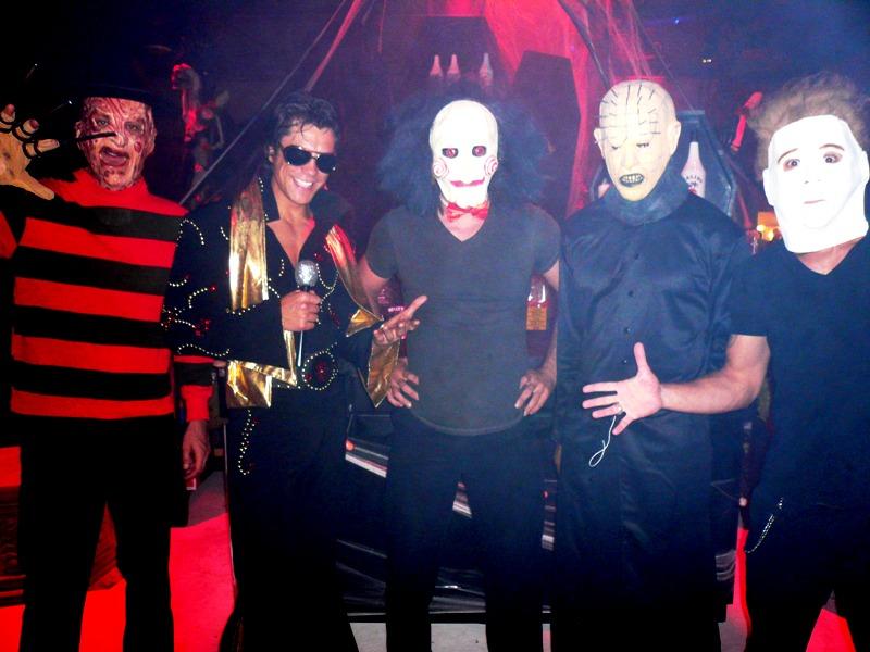 Katy Perry's Halloween
