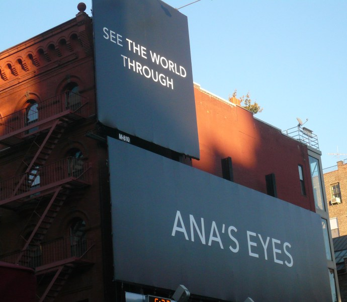 Yes NYC MY Eyes!