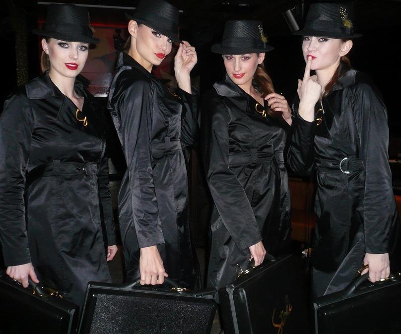 Stoli Agents - Tribecca