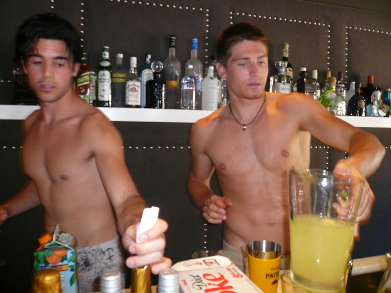 Sexy Bartenders